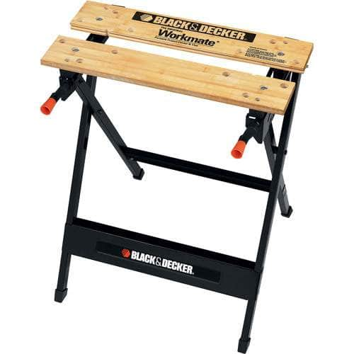 Black & Decker Workmate 350lbs. Capacity Portable Work Bench  $16 + Free In-Store Pickup