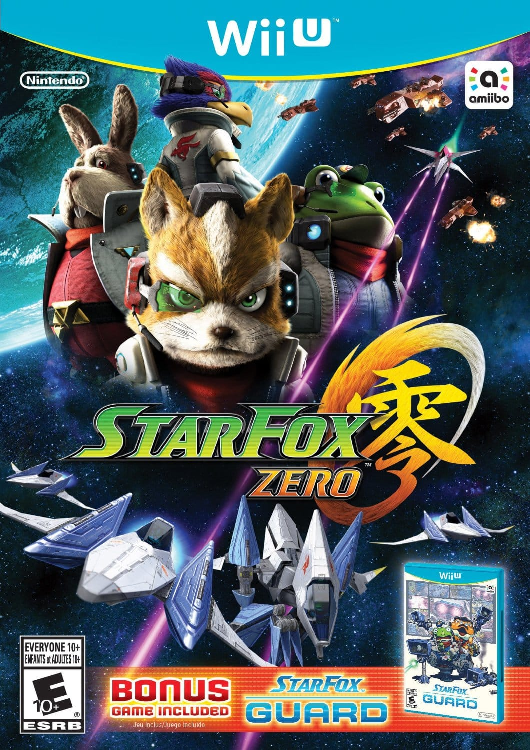 Star Fox Zero + Star Fox Guard (Wii U)  $28