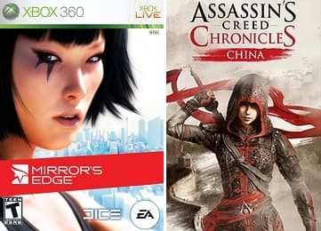Xbox Live Game with Gold for September 2016 - Forza Horizon, Mirror's Edge (Xbox 360) and Earthlock: Festival of Magic + Assassin's Creed Chronicles: China (Xbox One)