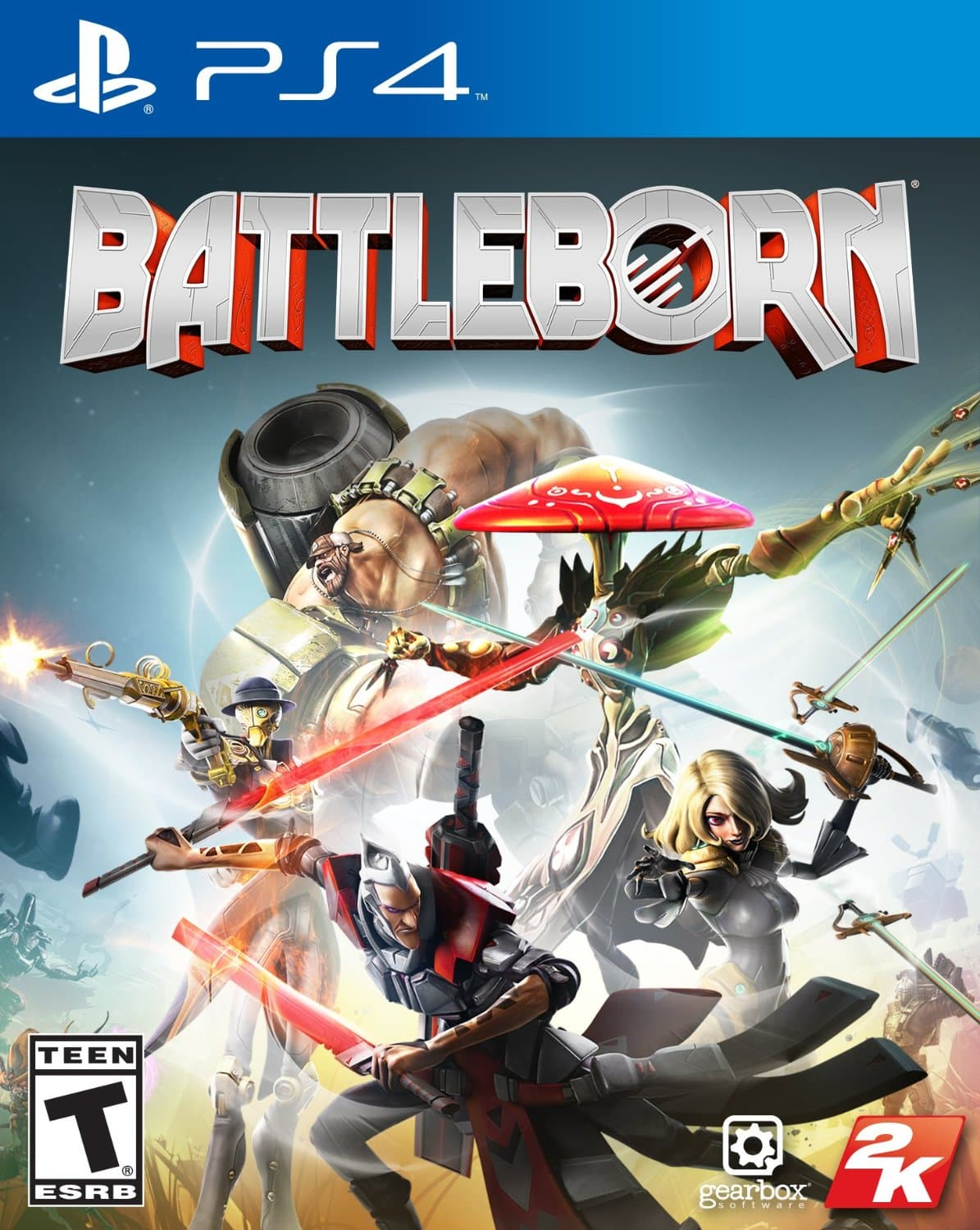 GCU Member Offer: Battleborn (PS4 or Xbox One) $15.99 + Free Shipping