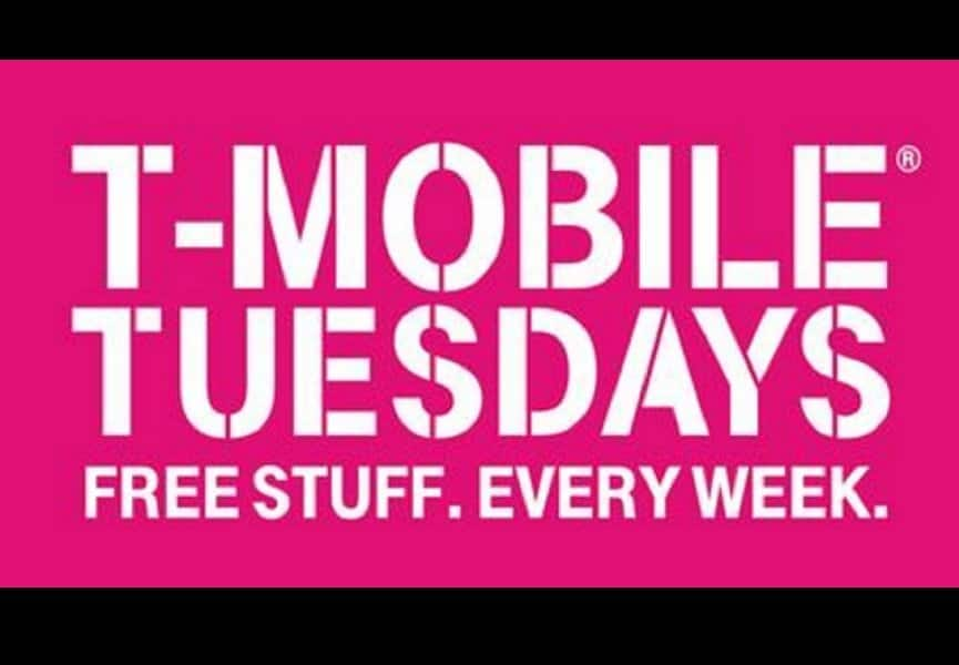 T-Mobile Customers: Week 16 - 9/20/16 of T-Mobile Tuesdays: Free Snack Size order of wings at Buffalo Wild Wings, Free $15 Lyft Ride Credit, Free $5.50 Vudu Credit
