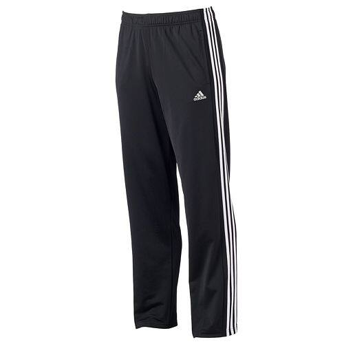 Kohl's Cardholders: Men's adidas Essential Track Pants 2 for $29.75 + free shipping (various colors)
