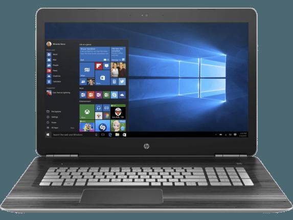 "HP Pavilion 17.3"" Laptop: i7 6700HQ, 128GB M.2 SSD + 1TB  $790.50 + Free S/H"