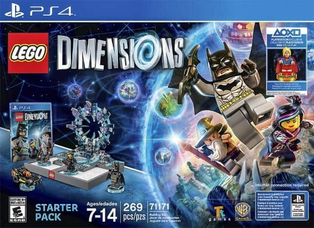 Supergirl LEGO Dimensions Starter Pack - PlayStation 4 - Best Buy $49.99 or 39.99 with GCU