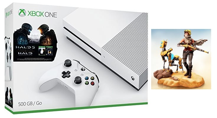 Prime Members: 500GB Xbox One S Halo Console + Forza Horizon 3: Ultimate Edition  $279 + Free S/H