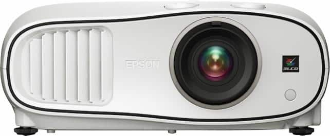 Epson Powerlite Home Cinema 3500 1080p 3LCD Projector  $800 + Free Store Pickup