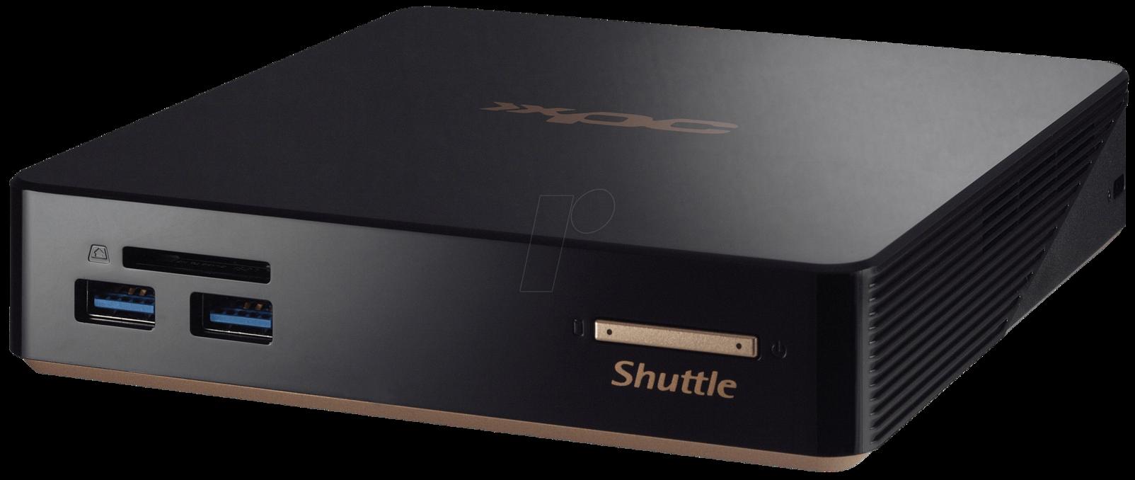 Shuttle Nano NC01U7 i7 5500U Mini Barebones System  $370 + Free S/H