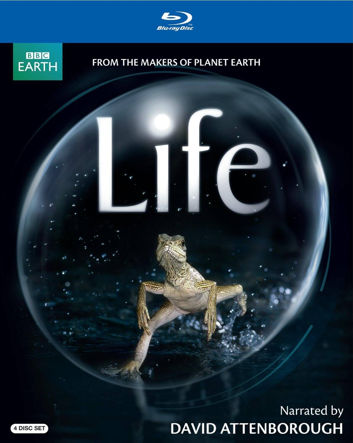 Life (David Attenborough-Narrated Version) [Blu-ray]  $15  @Amazon