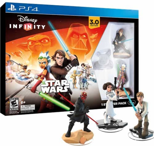 Disney Infinity 3.0 Products: Figures $2+, PowerDisc Pack  $1 & More + Free In-Store Pickup