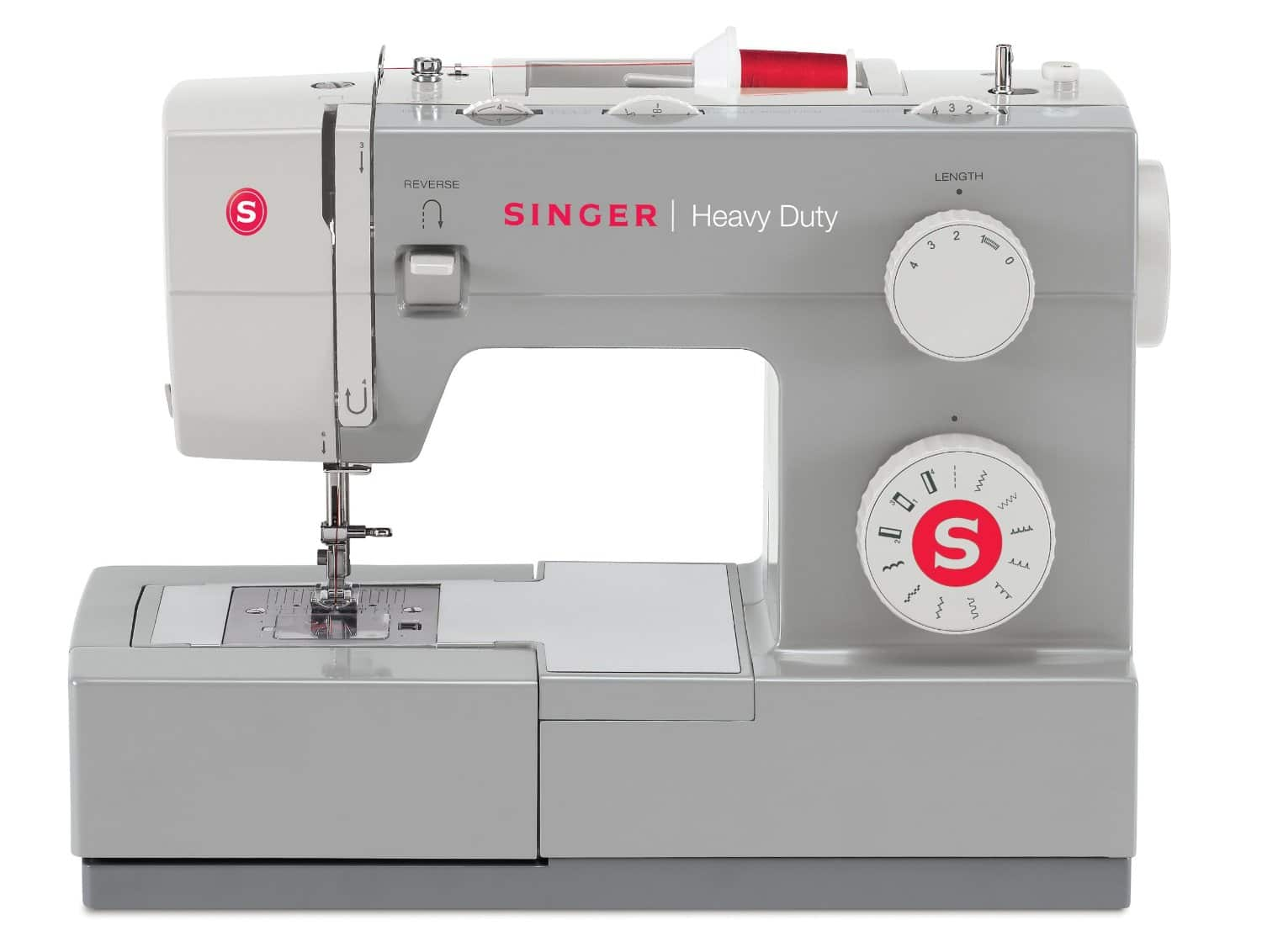 Singer 4411 Heavy Duty Extra-High Speed Sewing Machine  $101.55 + Free S/H