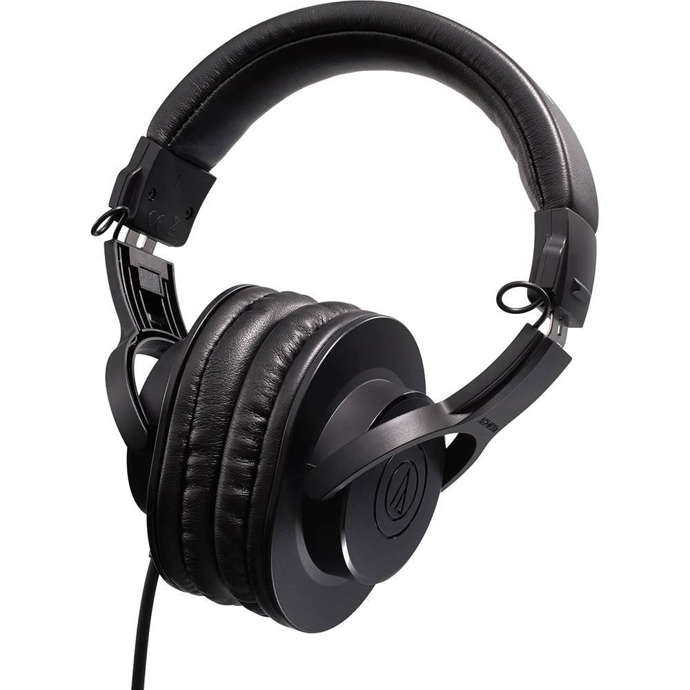 Audio-Technica Professional Monitor Headphones (ATH-M20X) $29 + free shipping