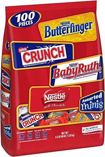 40oz Nestle Assorted Miniatures Bag for $7.48