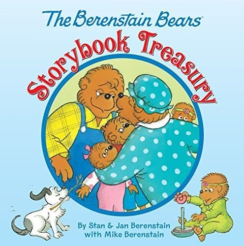The Berenstain Bears Storybook Treasury (Hardcover Book)  $5.70 + Free In-Store Pickup