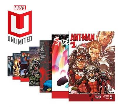 Marvel Unlimited Comic Subscription free one month trial (coupon)