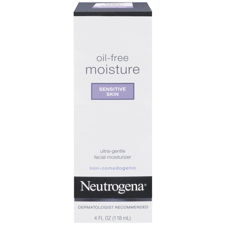 Neutrogena Oil-Free Moisture Sensitive Skin, 4 Fl. Oz $5.12 Amazon S&S