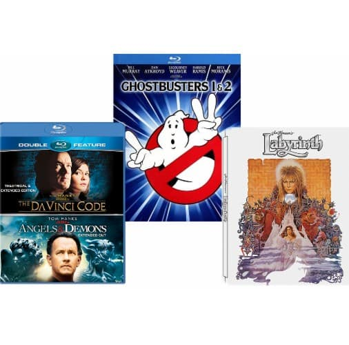 Blu-Ray Movies: Buy 2 Select Movies, Get 3rd Movie Free  From $20 + Free In-Store Pickup