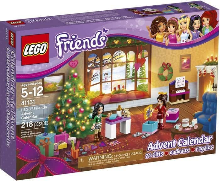 LEGO Friends Advent Calendar $20.97 + Free Shipping on $25