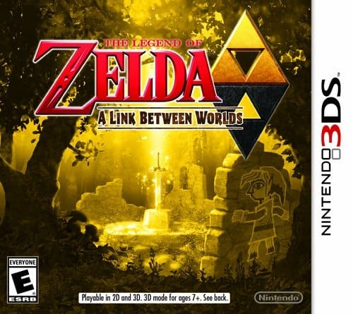 The Legend of Zelda: A Link Between Worlds (Nintendo 3DS)  $25 + Free Store Pickup