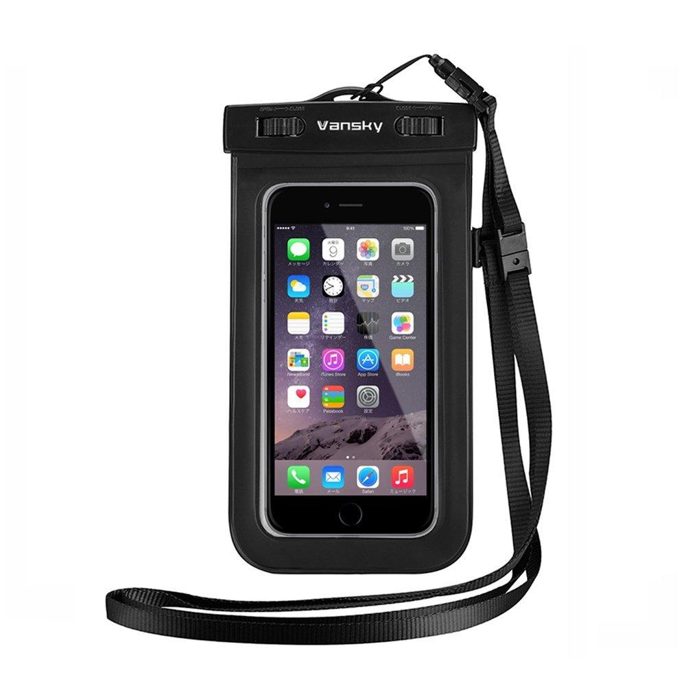 Vansky Universal IPX8 Certified Waterproof Bag for Smartphones  $1
