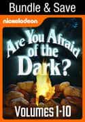 Are You Afraid of the Dark?: Volumes 1-10 (Digital SD Series)  $20