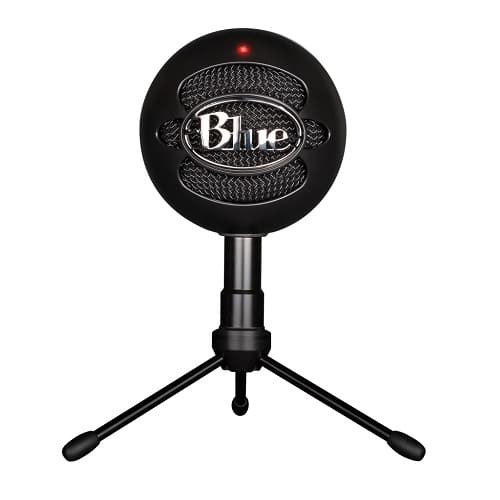 Blue Microphones Snowball Black Ice - $33.99 plus tx,  free shipping from Dell.
