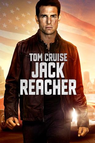 Jack Reacher (Digital HD Movie Rental) $0.99
