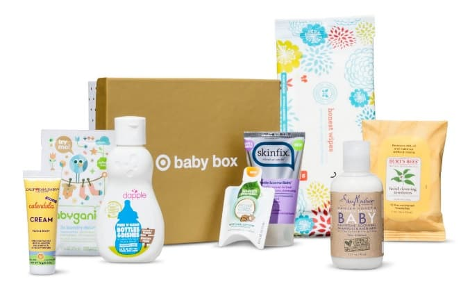 Target Baby Box $7 FS