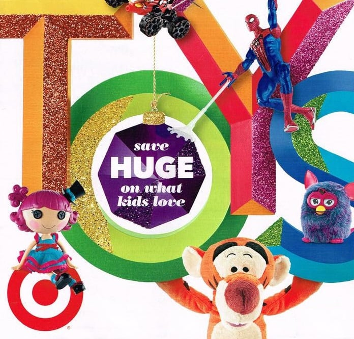 Target Toys Coupon: $10 Off $50 & $25 off $100, starts 10/16
