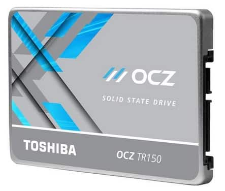 "960 GB Toshiba OCZ TR150 2.5"" SATA III TLC Internal Solid State Drive for $189.99 (or less) + Free Shipping @ Newegg.com"