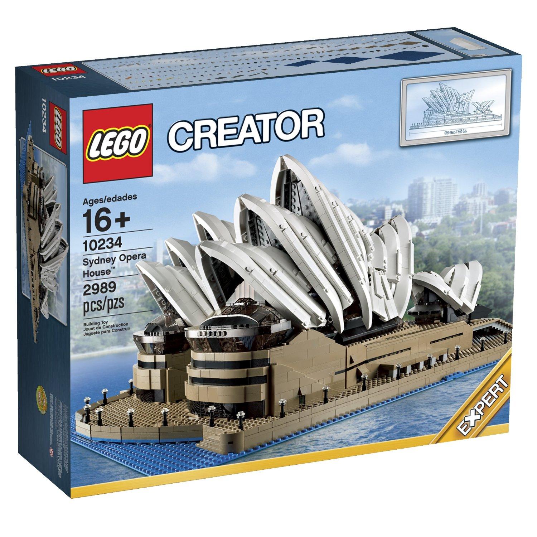 LEGO Creator Expert 10234 Sydney Opera House $247.98 Amazon.com