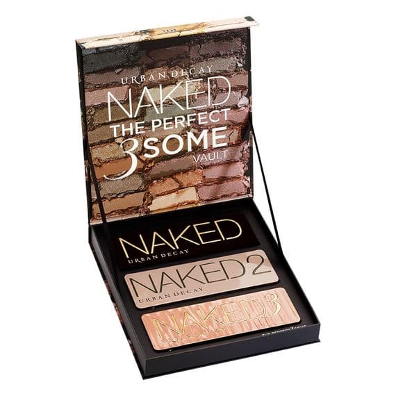 Urban Decay Eyeshadow - 3 Palettes for $115 (Naked, Naked2, Naked3) + Free Shipping