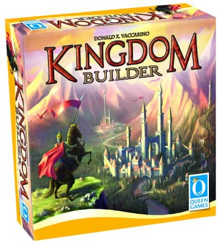 Family Board Games: Up to 60% Off: Kingdom Builder $19.19, Alhambra Board Game $16.29 & More via Amazon