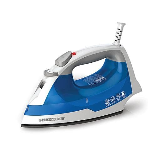 Black & Decker Easy Steam Iron @Kmart: $9.99 or Less + Shipping or Free Store Pickup
