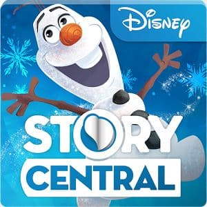 Disney story central app ios or android 1 ebook daily deal image fandeluxe Gallery