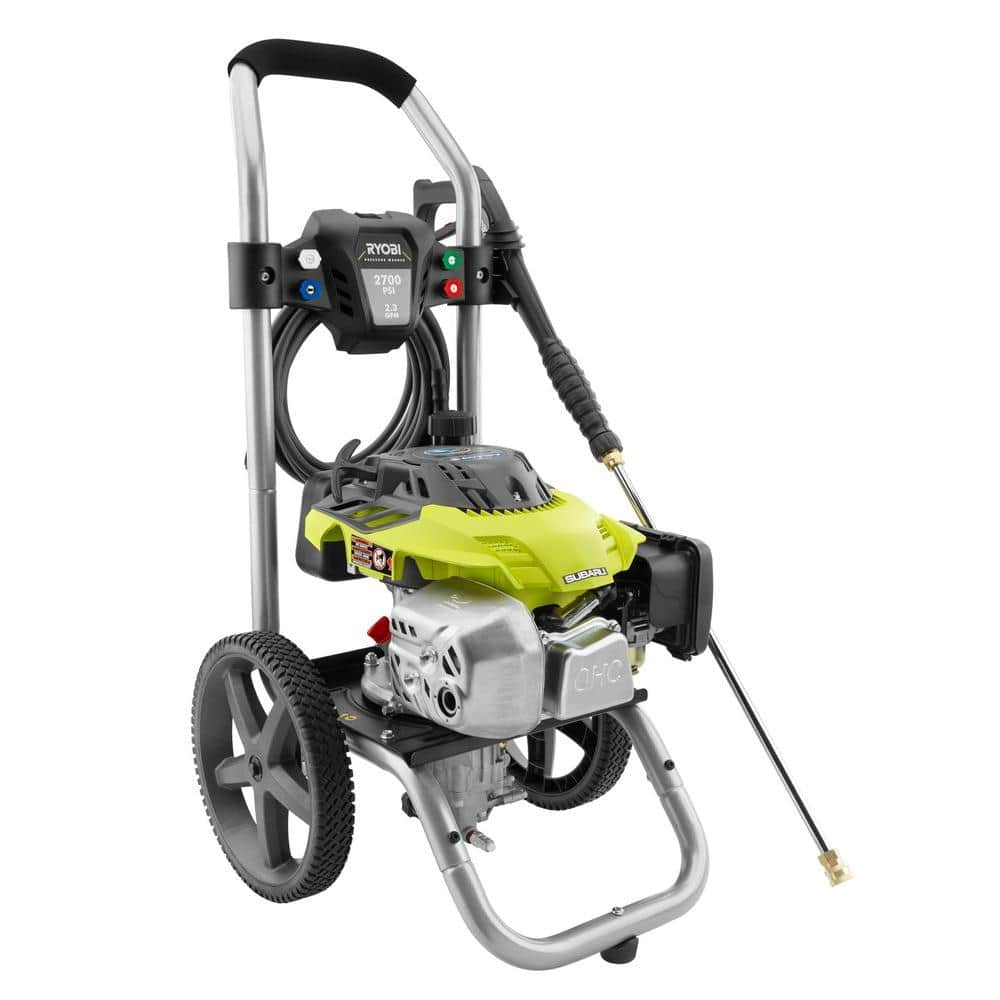 Ryobi Subaru EA175 2700-PSI 2.3-GPM Gas Pressure Washer $199 with free shipping
