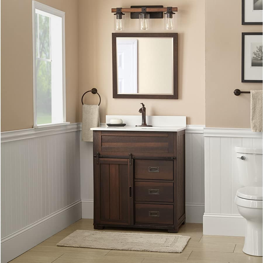 Style Selections Bathroom Vanity W Tops 31 5 Or 30 Vanity Sli