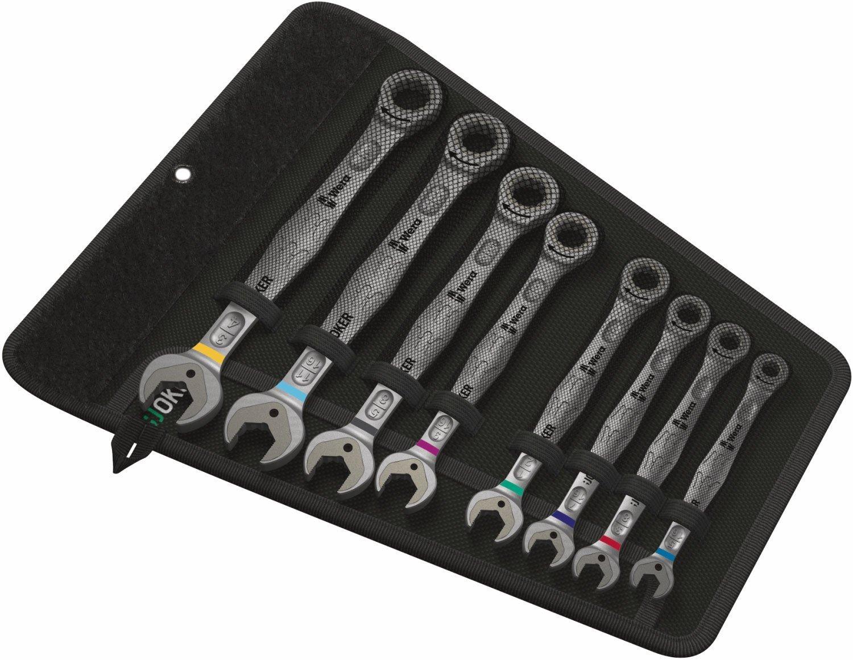 Wera Tool Set Sale: 11-Piece Wera Joker Combination Wrench Set (Metric) $159.99, 6-Piece Kraftform Plus 160i/168i/6 Insulated Screwdriver Set & More $28.48 via Amazon