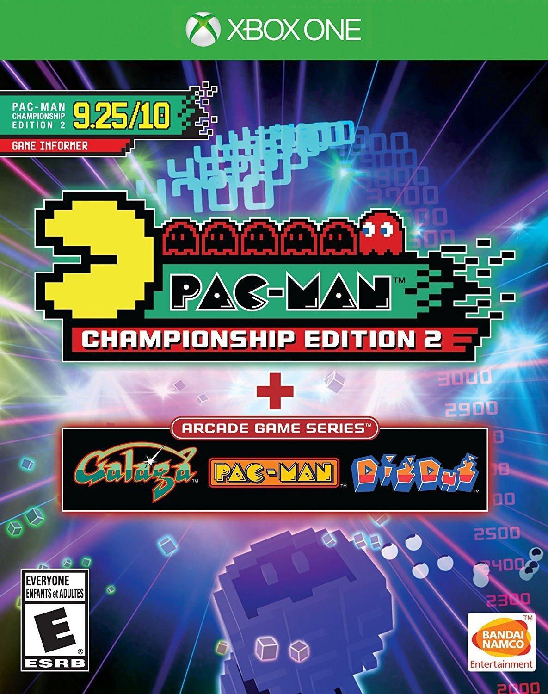 Игра является дополнением к pac-man museum