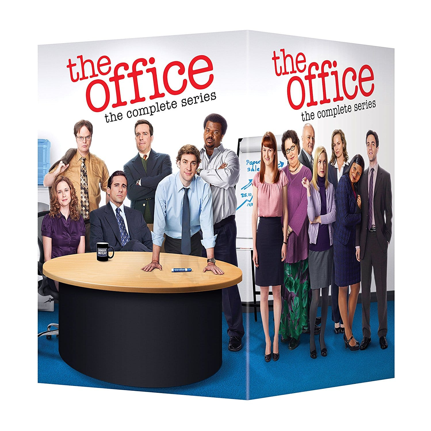 The Office: The Complete Series (38-Disc DVD) $39.49 + Free Shipping via Amazon