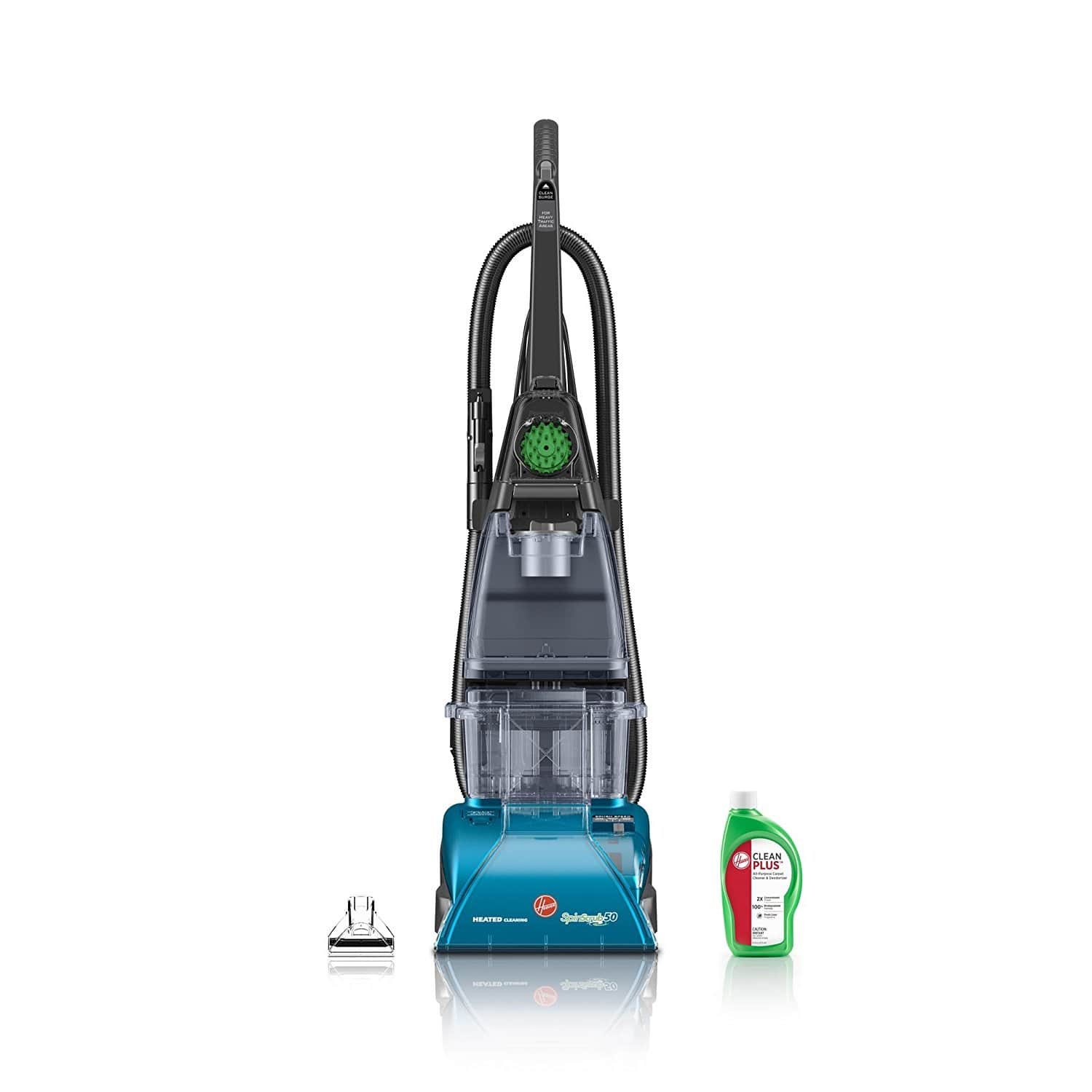 Hoover SteamVac Carpet Cleaner with Clean Surge Slickdeals