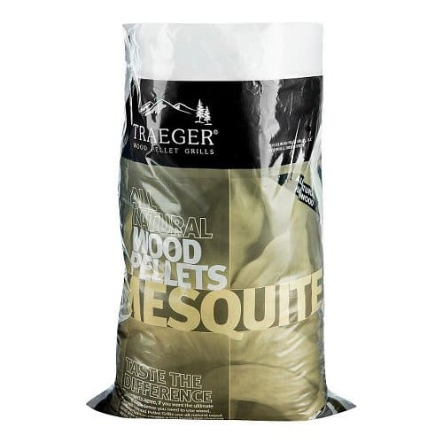 Traeger Smoking Pellets - Mesquite 20 lb bag - $9.08 + Free shipping on Amazon