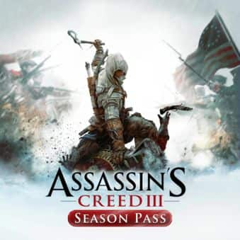 Assassin's Creed III: Season Pass (Xbox One/360 Digital Download) $9.98 w/ Xbox Live Gold