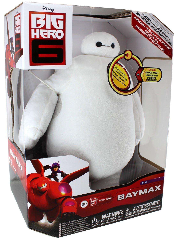 Baymax Human Form