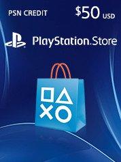 PlayStation Store: PSN Credit: $50 Credit for $45, $20 Credit for $18 via Green Man Gaming
