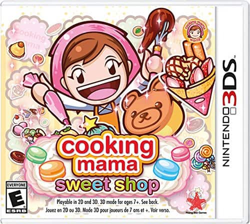 Cooking Mama: Sweet Shop (Nintendo 3DS) $19.99 via GameStop/Amazon