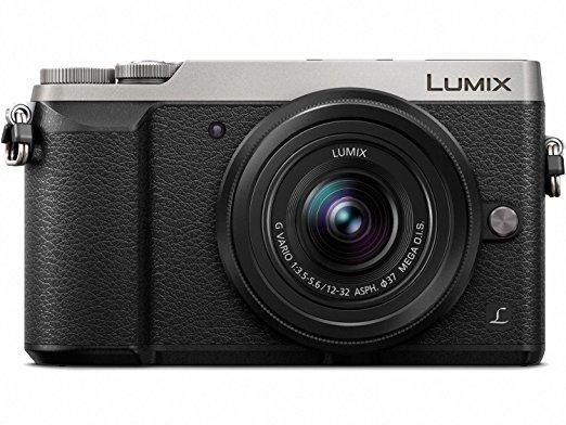 Panasonic Lumix GX85 4K Mirrorless Camera w/ 12-32mm Lens $298 + Free S/H
