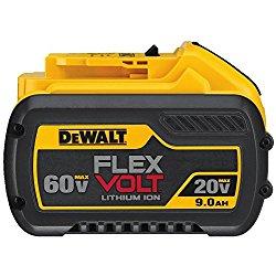 DeWalt Tools: DeWalt DCD771C2 20V Max Drill Driver Kit + 20V Max XR Impact Driver $169, DeWalt DCB609 20V/60V Max Flexvolt 9.0Ah Battery w/ Charger $149 & More + Free Shipping