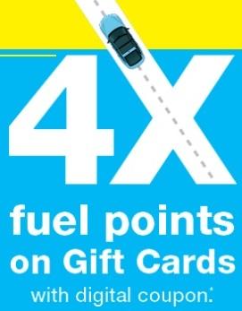 kroger digital coupon earn 4x fuel points w gift cards rh slickdeals net Western Union at Kroger Hip2Save Kroger