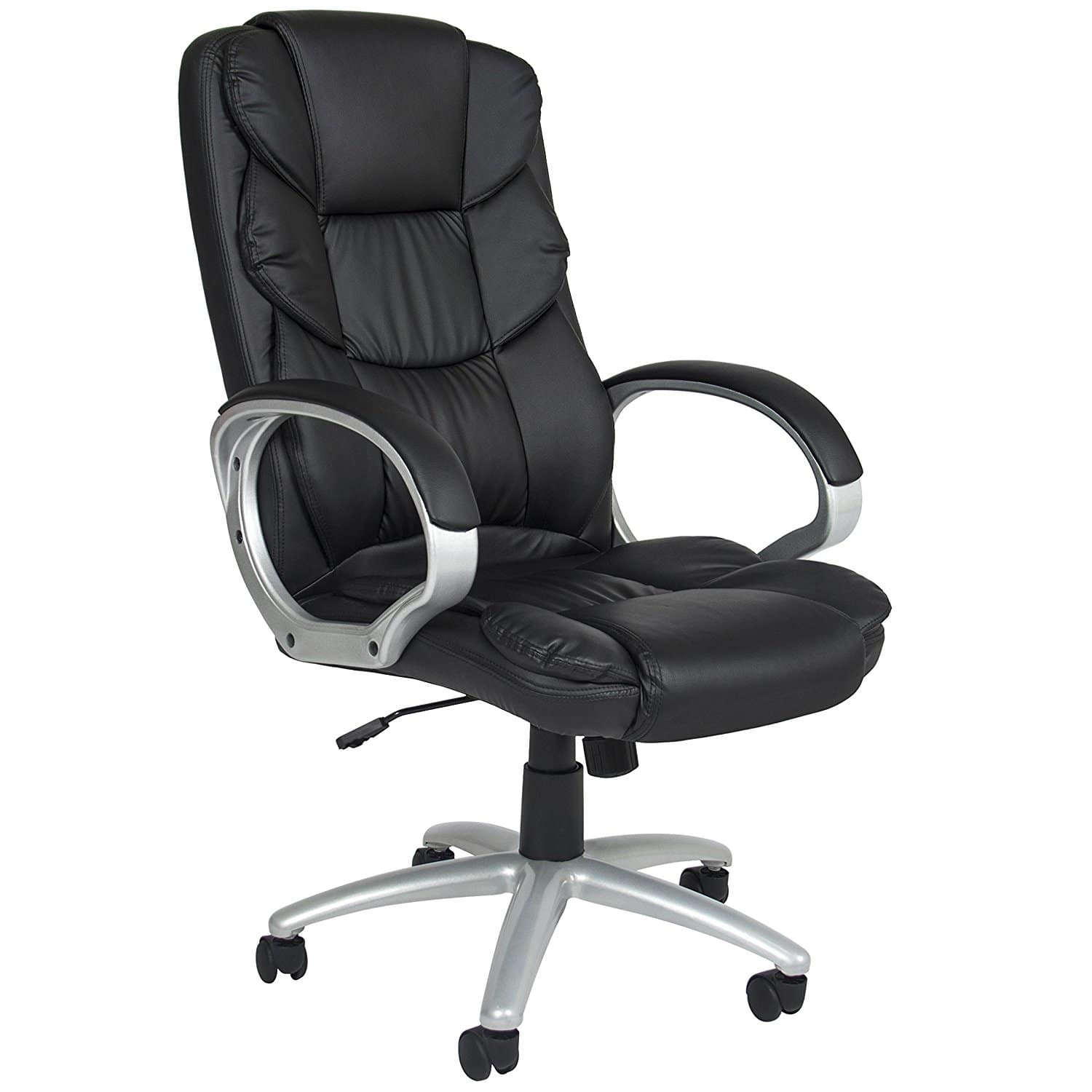 best choice products ergonomic high back executive office chair