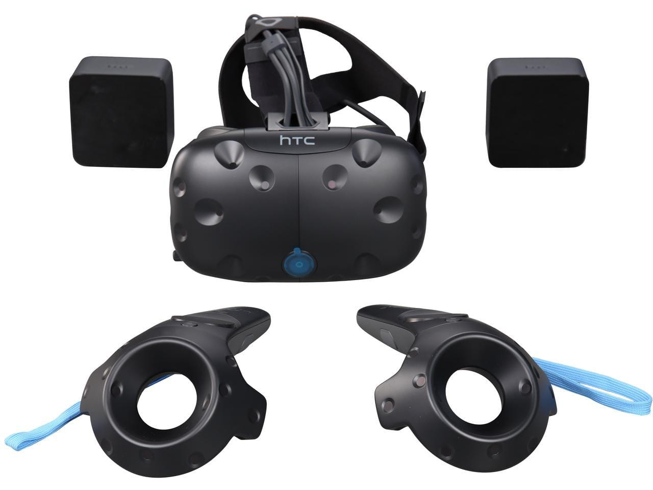 HTC VIVE Virtual Reality System $574 + Free Shipping w/ MasterPass Checkout via Newegg